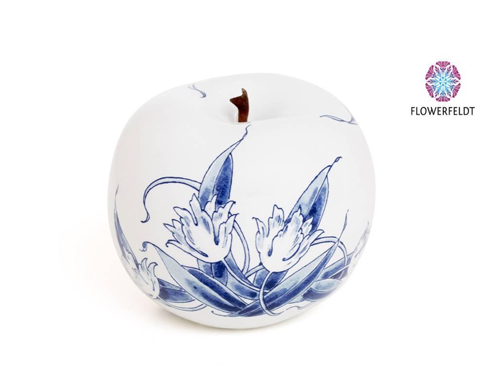 Appel porselein - D12 cm