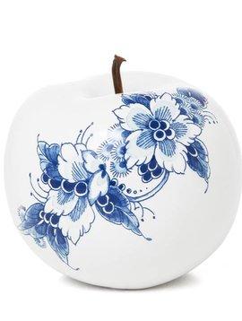 Deko Apfel Weiß