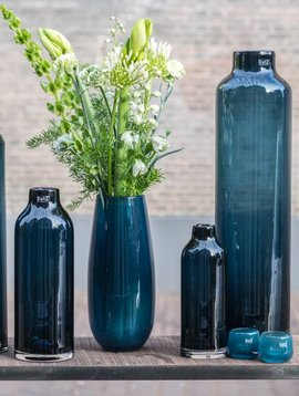DutZ Vase Robert navy blue