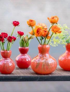 DutZ Vase Pilon 1 red
