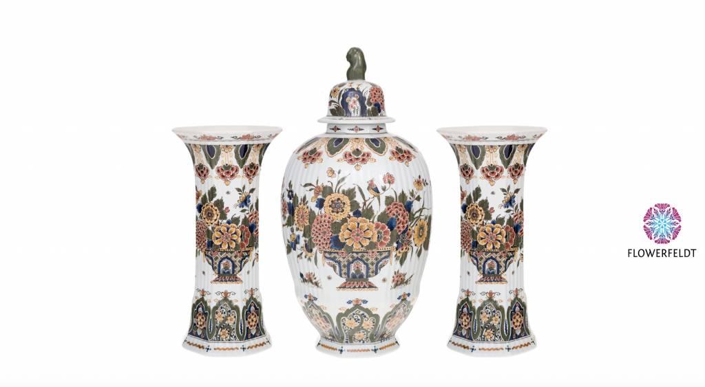 Cabinet vases - Set of 3