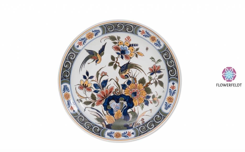 Wall plate Wildlife - D 23,5 cm