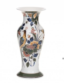 Bird vase porcelain
