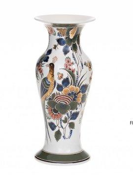Vogel vase porzellan