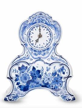 Porzellan Uhr
