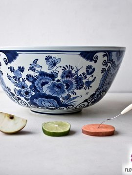 Delft blue bowl