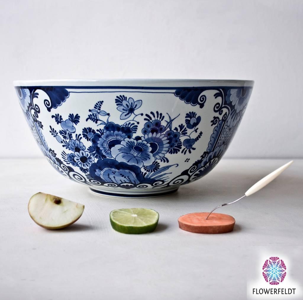 Delft blue bowl - D 30 cm