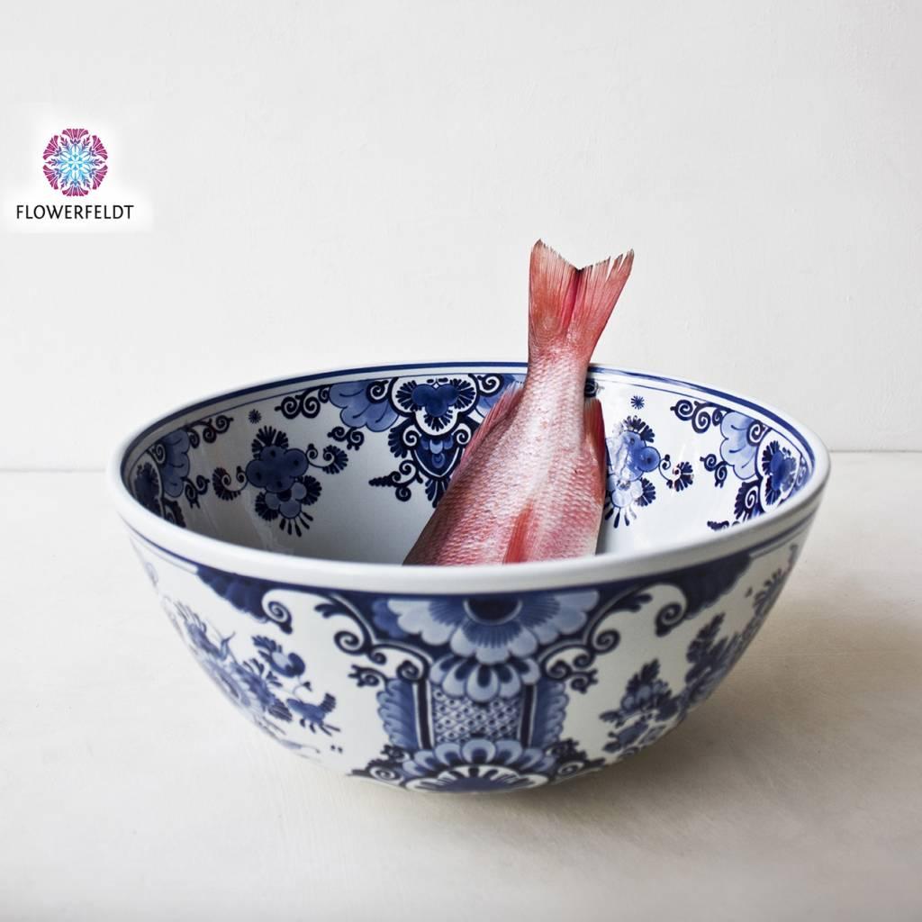 Bowl delftsblauw - D 30 cm