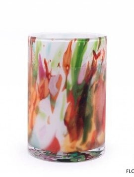 Fidrio Cylinder Mixed Colors