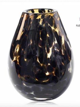 Fidrio Vase Leppard organic XL