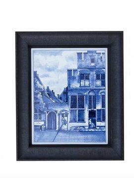 Tegeltableau Vermeer