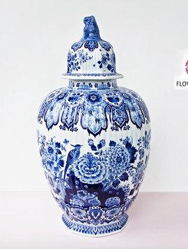 Porzellan Vase Deckel