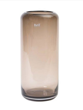 DutZ Vase Mazurka smoky brown XL