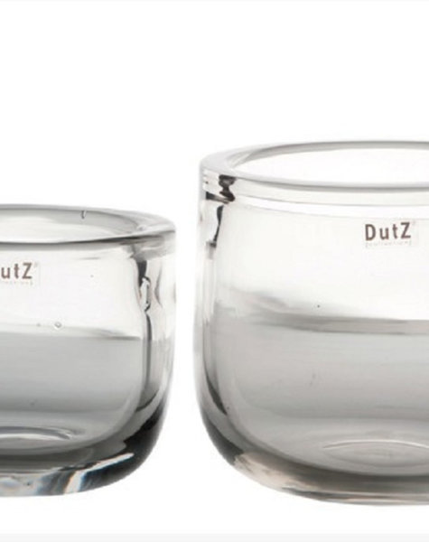 DutZ Bowl Thick Glass 1 - H16/ H20 cm