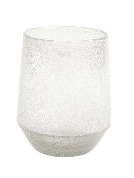 DutZ Vase Nita 1 clear bubbles