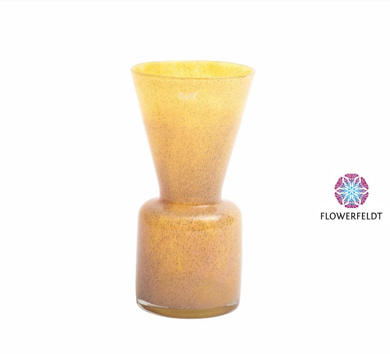 DutZ Vase louck golden yellow - H38 cm