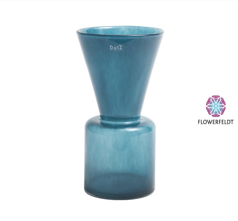 DutZ Vase louck navy blue  - H38 cm