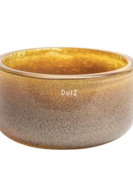 DutZ Bowl thick golden yellow