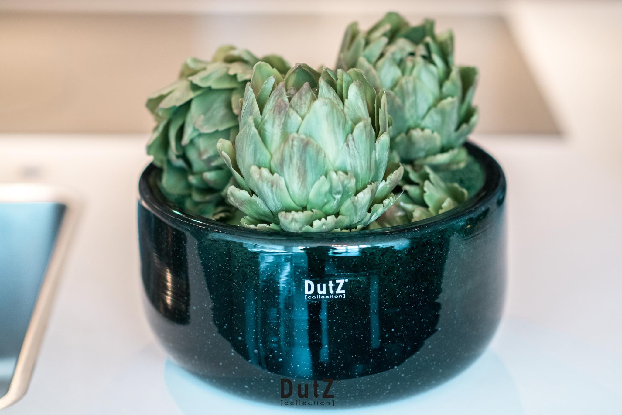 DutZ Bowl thick darkgreen - D26 cm