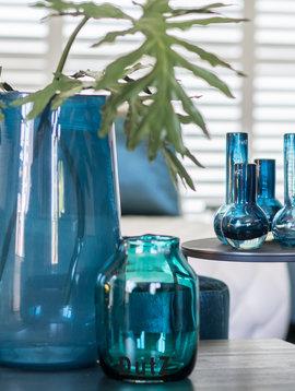 DutZ Vase Robert 2.0 navy blue