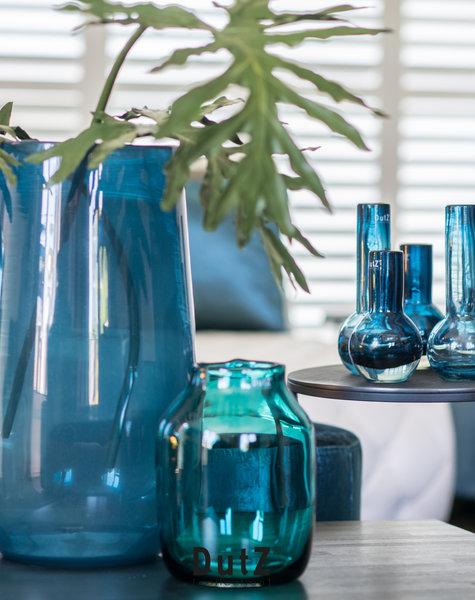 DutZ Vase Robert 2.0 navy blue - H54 cm