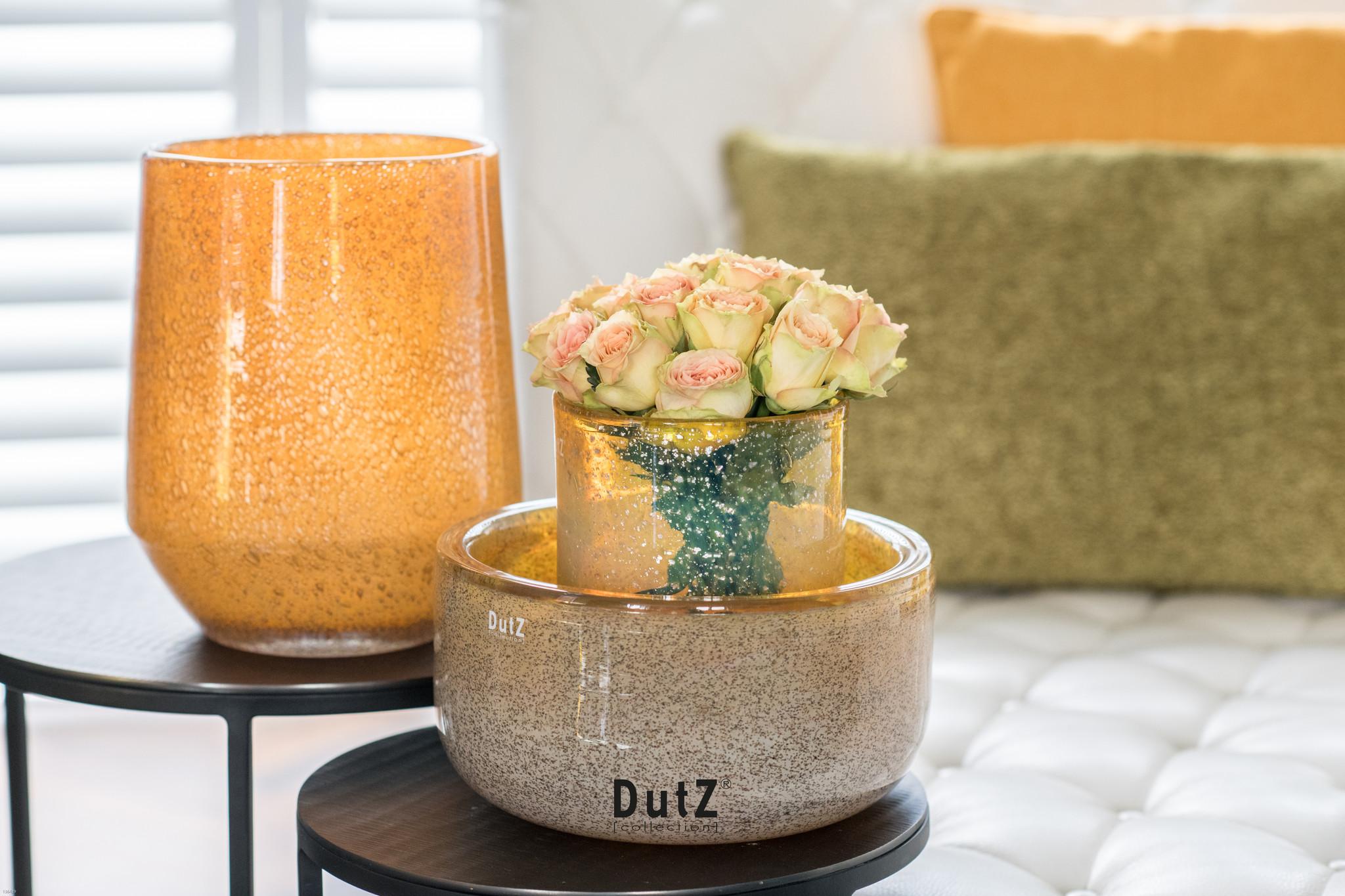 DutZ Bowl thick golden yellow - D26 cm