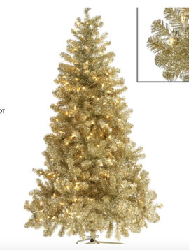 Goodwill Goldene Weihnachtsbaum