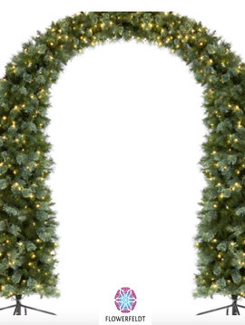 Goodwill Weihnachtstor