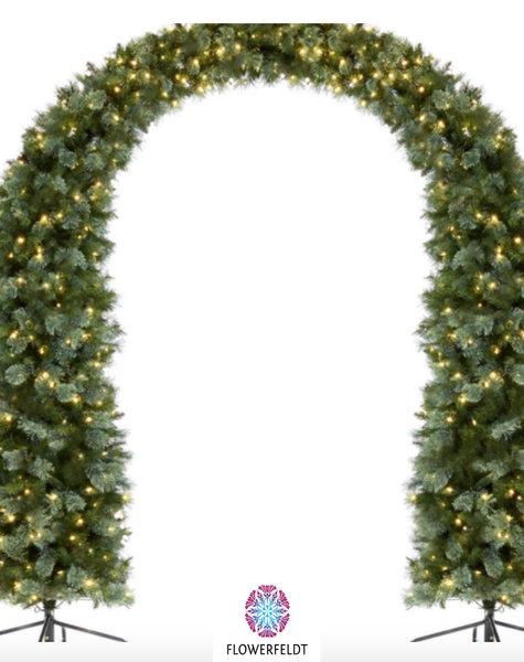 Goodwill Artificial Christmas gate - H254 cm