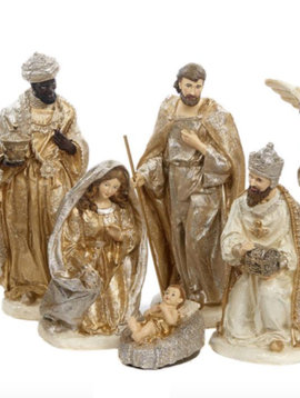 Goodwill Holy family figures