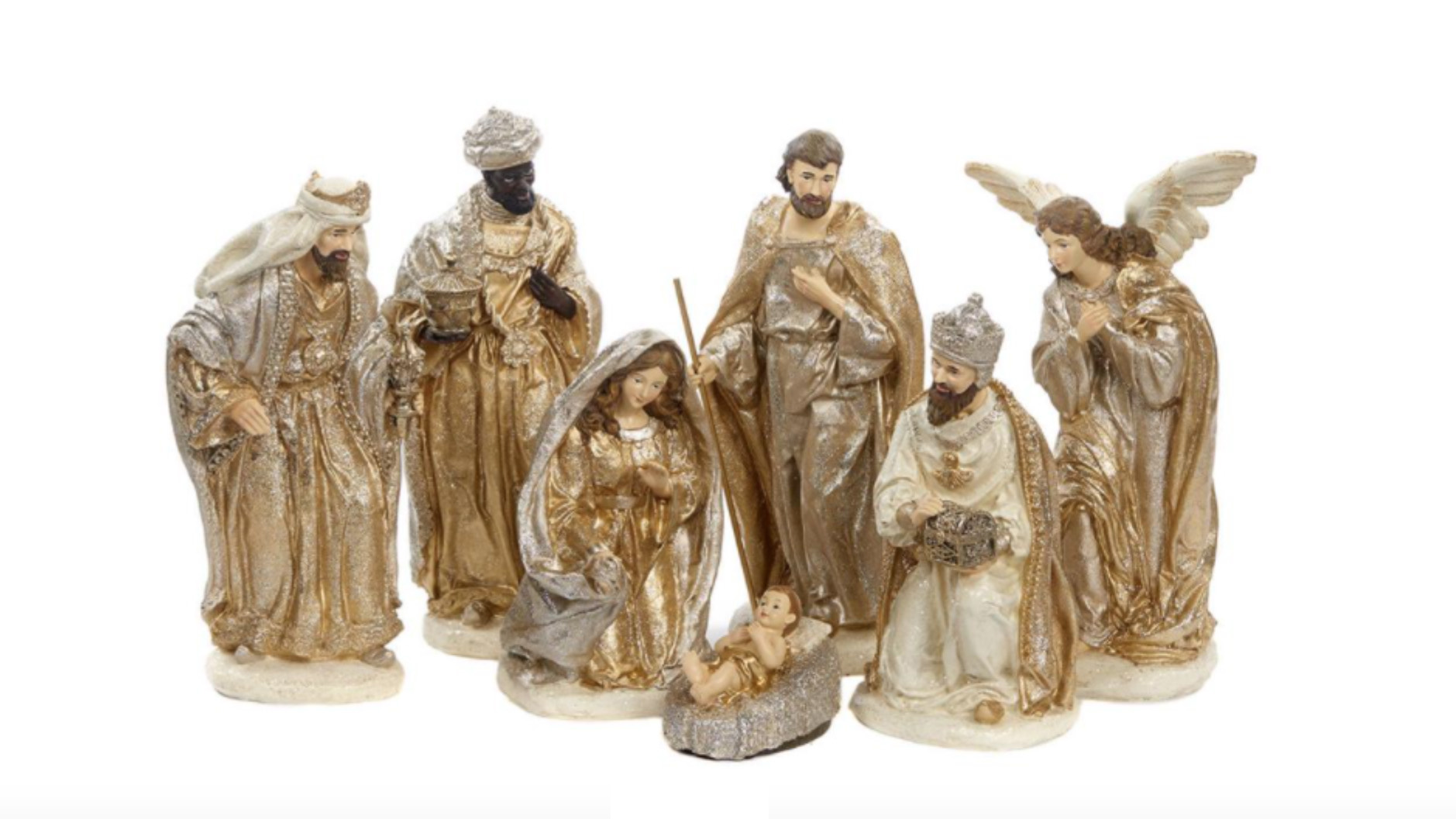 Goodwill Holy family figures - H30 cm
