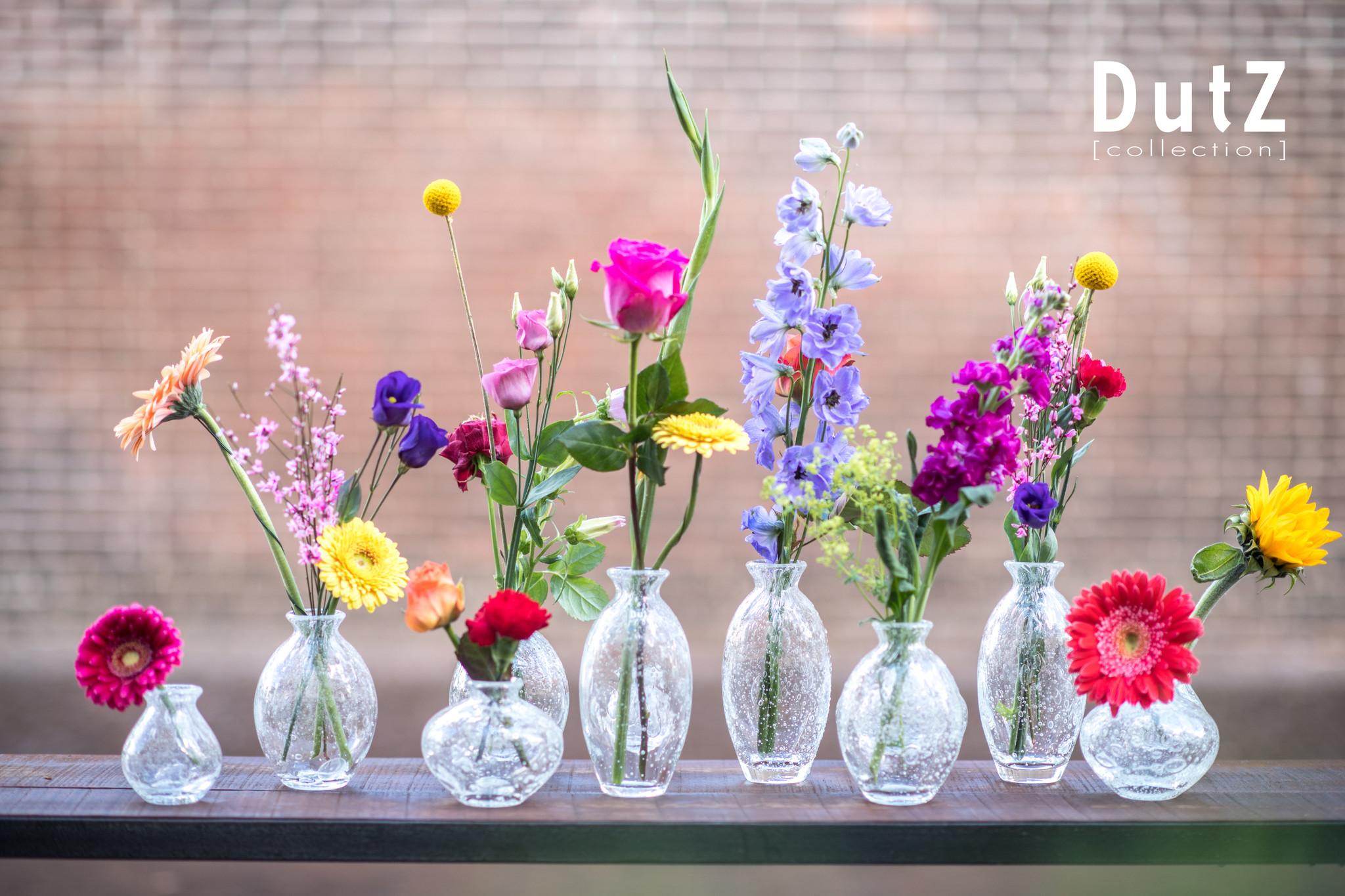 DutZ Nadiel clear bubbles - Set of 4
