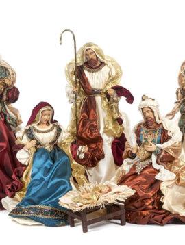 Goodwill Kerststal figuren