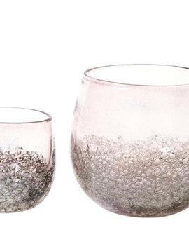 DutZ Pots aubergine bubbles