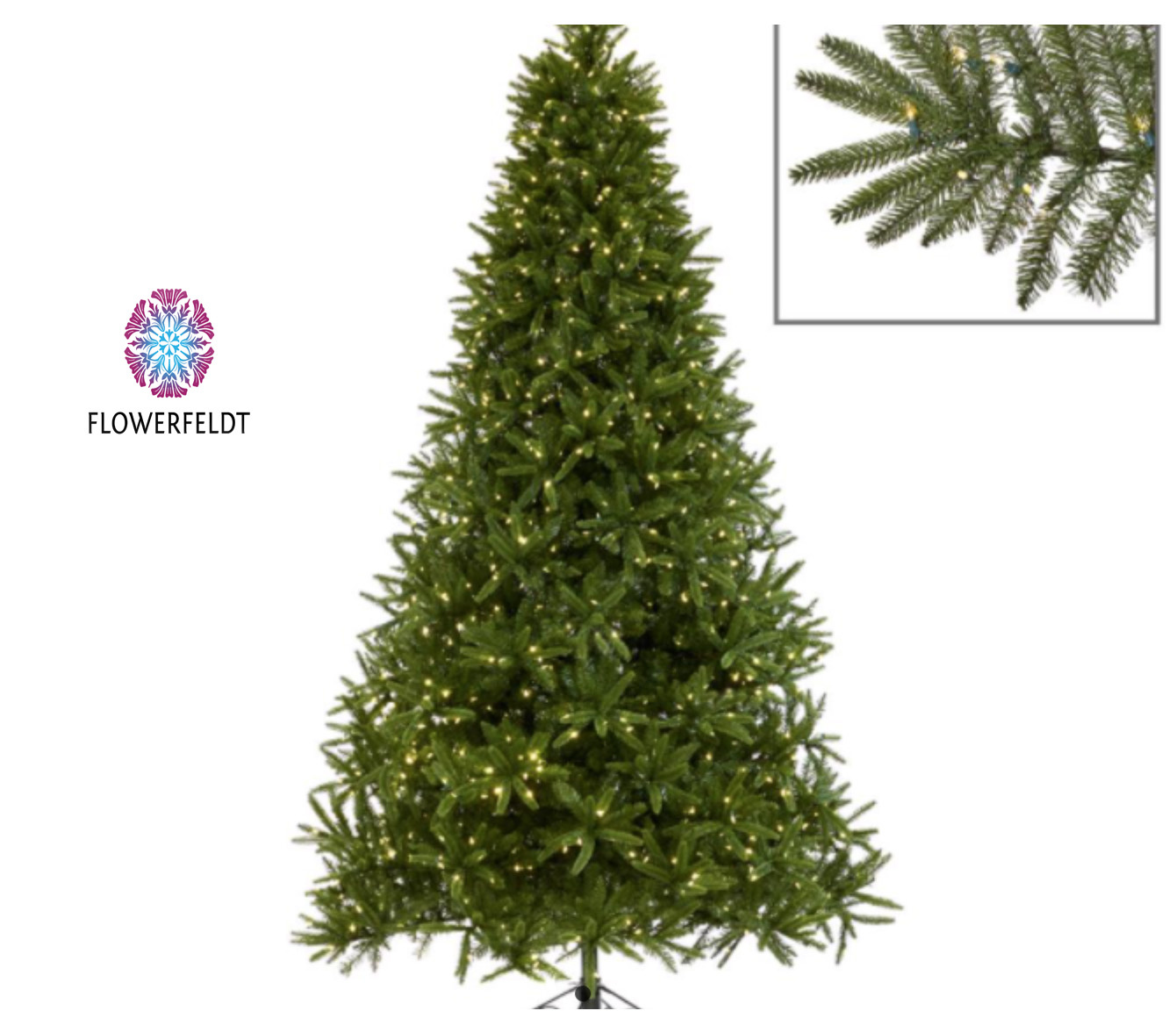 Goodwill Artificial Christmas tree 300 cm