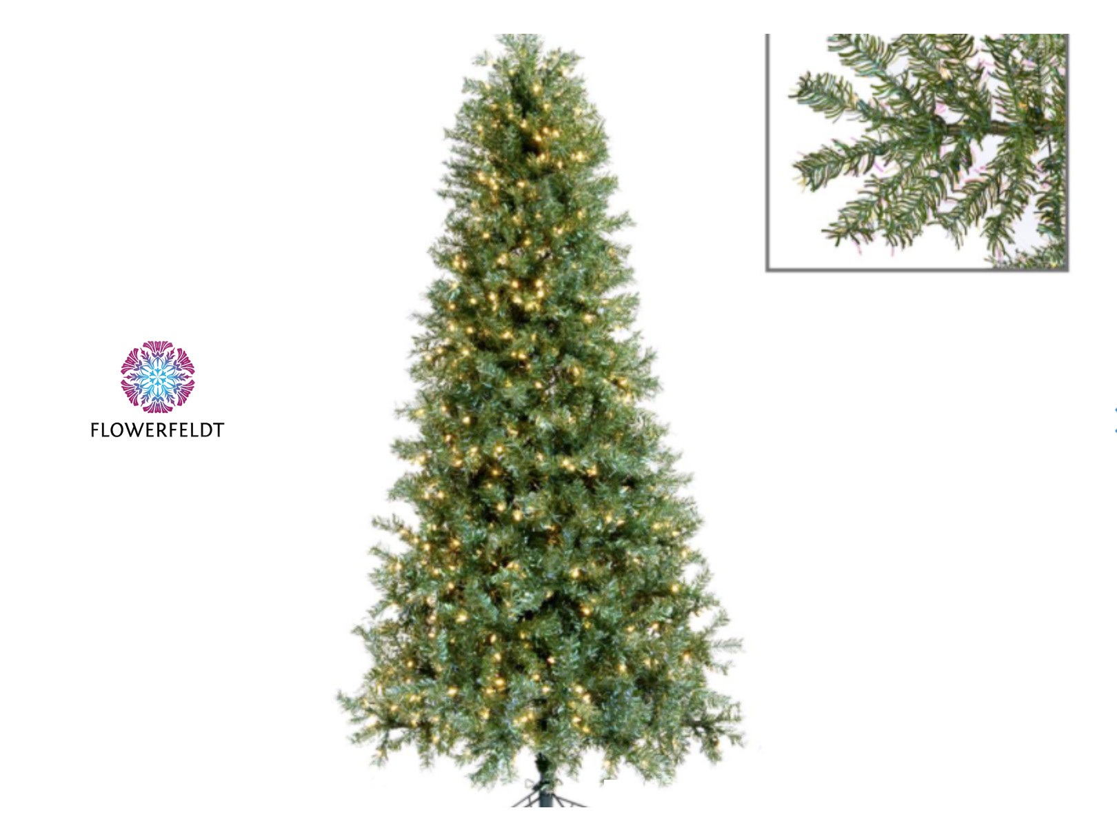 Goodwill Artificial Christmas trees 225 cm