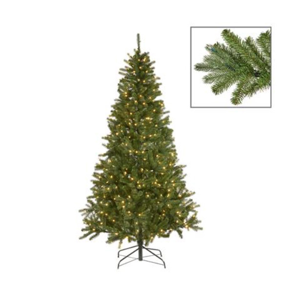Goodwill Christmas tree Deluxe - H225 cm