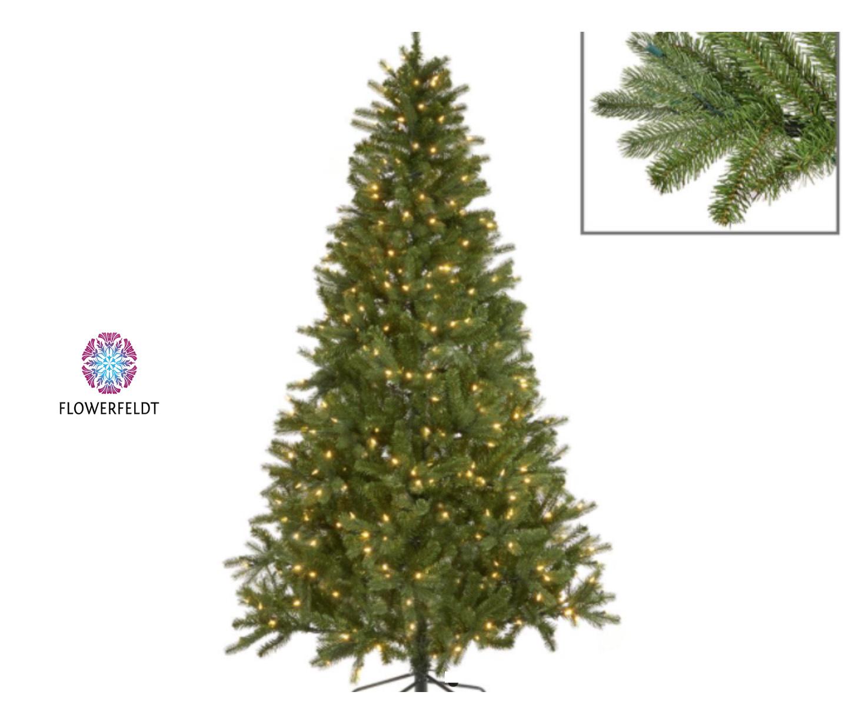 Goodwill Kunstlicher Weihnachtsbaum Deluxe - H225 cm