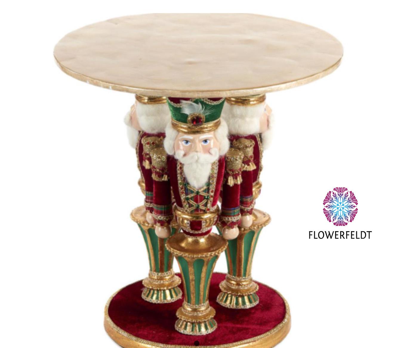 Goodwill Nutcracker cake stand - H30,5 cm