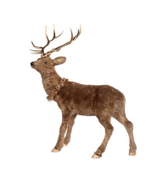 Goodwill Kerst hert - H92 cm