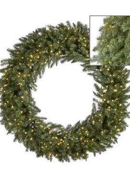 Goodwill Pre lit wreath