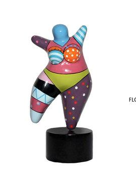 Fat woman figurine Molly