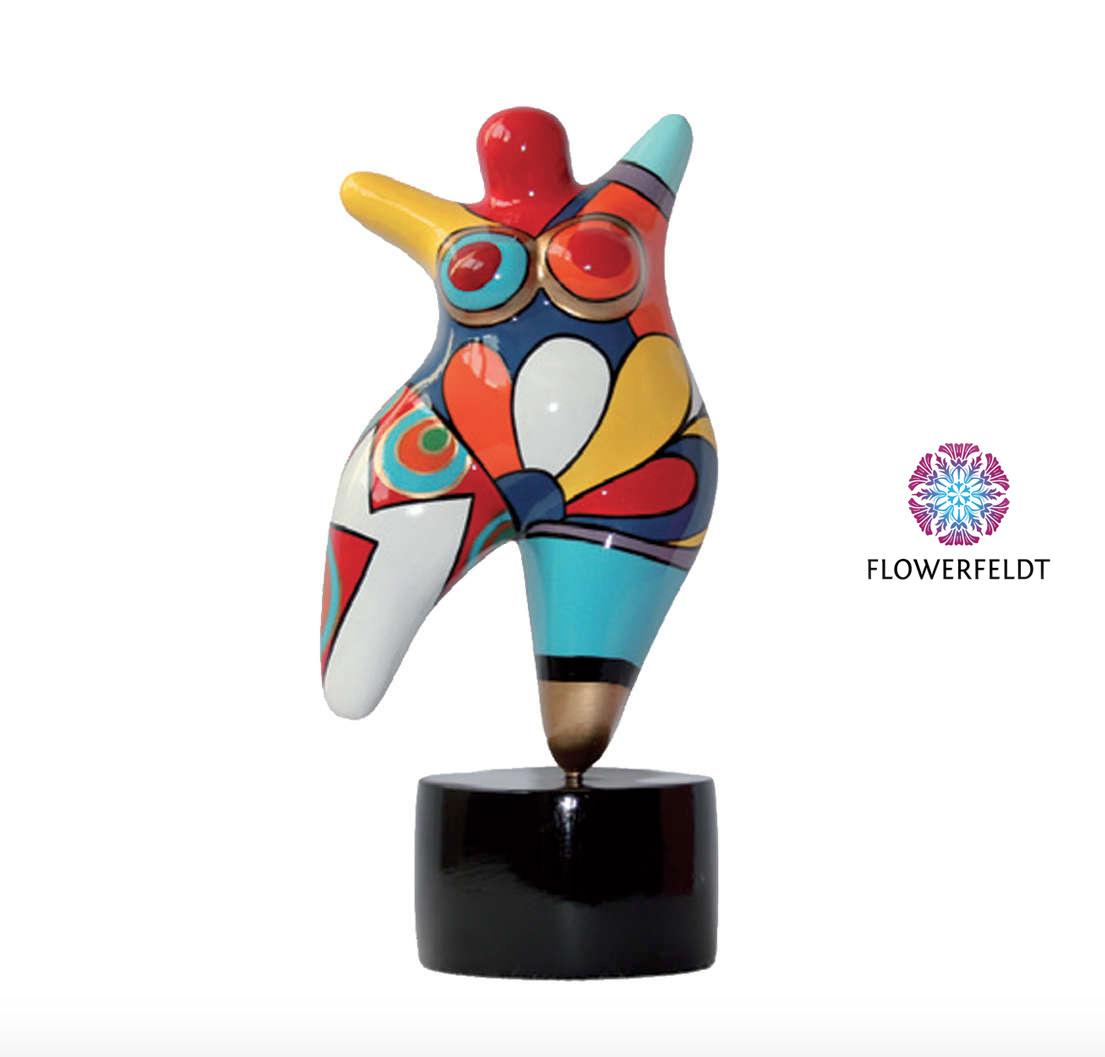 Fat lady figurine Molly - H12/ H16/ H26 cm