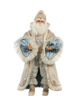 Goodwill Christmas doll Cheer Santa