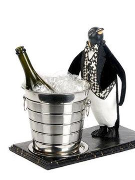 Goodwill Champagnekoeler pinguin