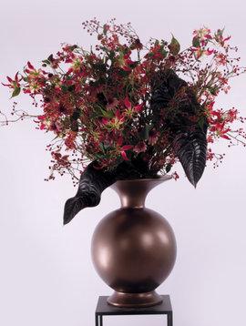 Copper vase