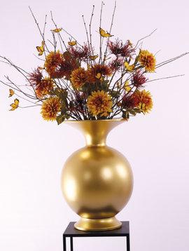 Vase Gold Groß