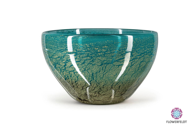 Fidrio Decoratie kom Fiji - D21 cm