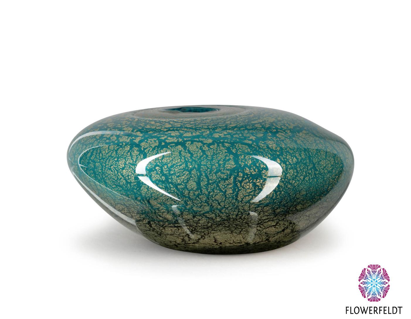 Fidrio Vazen groen Naturalis Fiji - D29 cm
