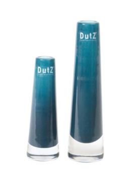 DutZ Blaue Vase solifleur navy